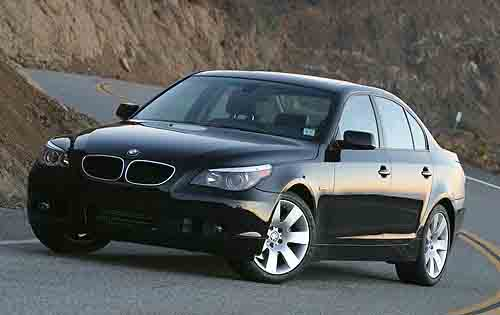 Bmw 535d A Headbanger Of A Diesel Pistonheads Review
